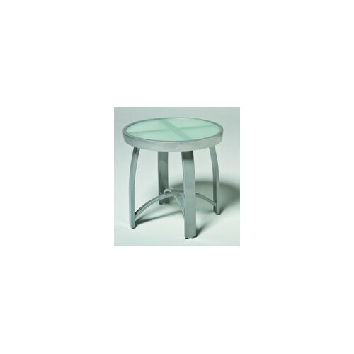 Woodard Wyatt Round Side Table