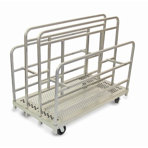 Raymond Products Heavy Duty Cross Braced Panel and Sheet Mover Table Dolly