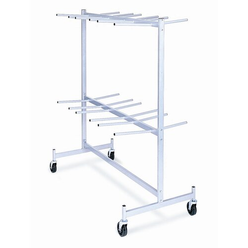 Raymond Products Hanging Folded Chair Storage Truck