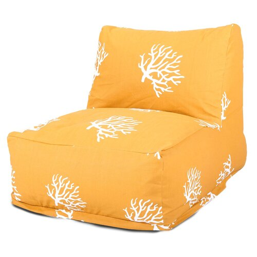 Majestic Home Products Bean Bag Chair Lounger