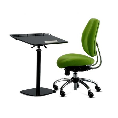 Cotytech Adjustable Fully Ergonomic Laptop Computer Desk