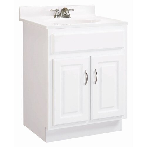 "Design House Concord 30"" Double Door Vanity Base"