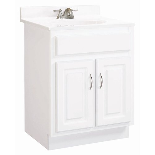 "Design House Concord 24"" Double Door Vanity Base"