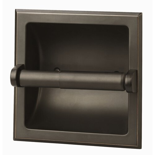 Design House Millbridge Recessed Toilet Paper Holder