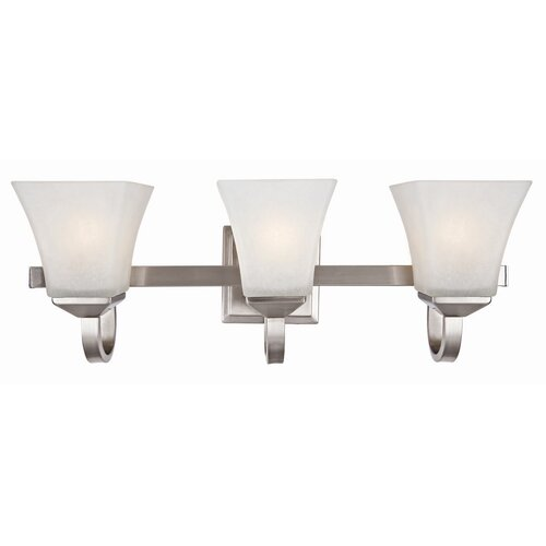Design House Torino 3 Light Bath Vanity Light