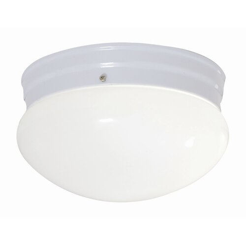 Design House 26W 1 Light Flush Mount