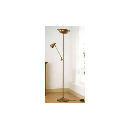 Lustrarte Lighting Rustik Spot 2 Light Floor Lamp