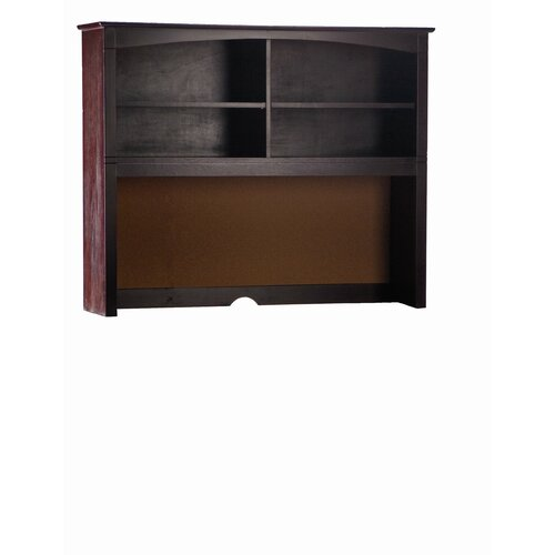 "Bolton Furniture Essex Large 42"" H x 52"" W Desk Hutch"