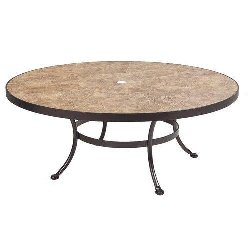 Monterra Coffee Table With Umbrella Hole Wayfair