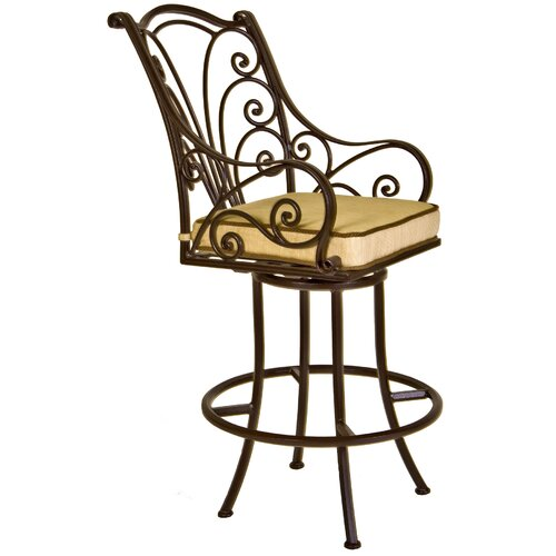 "OW Lee Ashbury 31.5"" Barstool with Cushion"