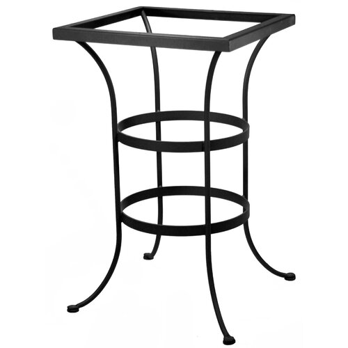 """OW Lee Monterra 44"""" Square Bar Height Table"""