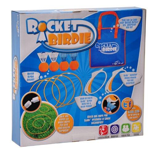 Lawn Dart Rocket Birdie Set