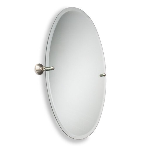 Allied Brass Waverly Place Tilt Beveled Mirror