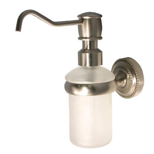 Allied Brass Dottingham Wall Mounted Soap Dispenser