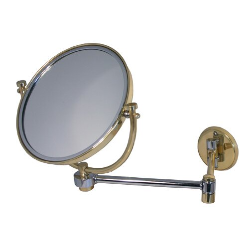 Allied Brass Universal Extendable Mirror