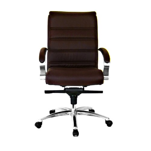 At The Office 3 Series Mid-Back Office Chair