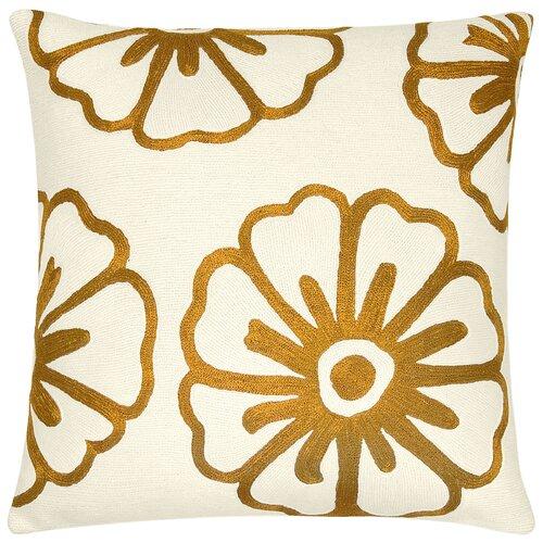 Judy Ross Textiles Pinwheel Wool Pillow