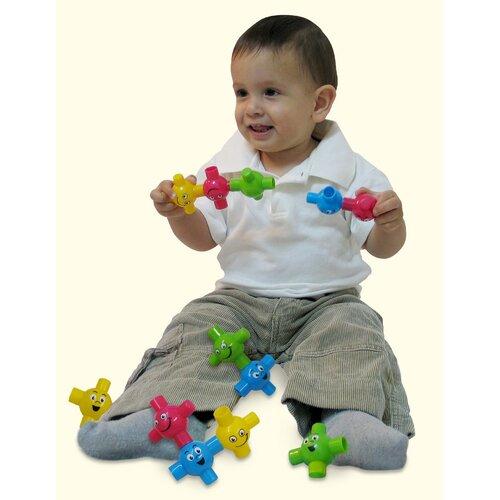 edushape Baby Connects Interlocking Toy