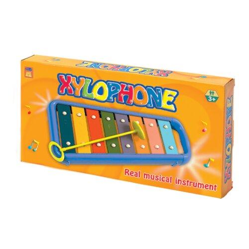 edushape Baby Xylophone Toy Instrument