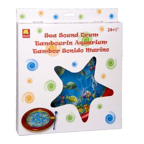 edushape Sea Sound Toy Drum