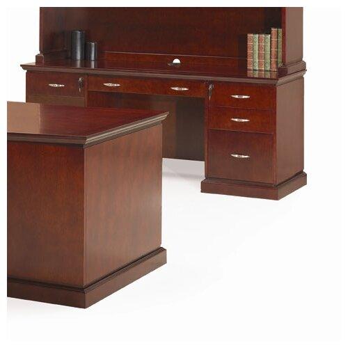 Absolute Office Devon Kneespace Credenza