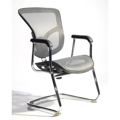 Absolute Office Mesh Arm Chair with Adjustable Lumbar Support