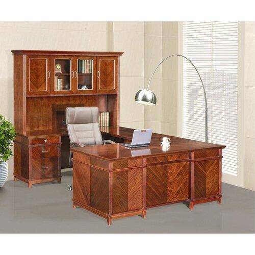 Absolute Office Cambridge U Shape Executive Desk