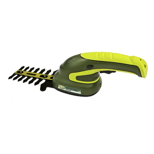 3.6 V Li-ion 2 Tools in 1 Cordless Grass Shear/Shrubber
