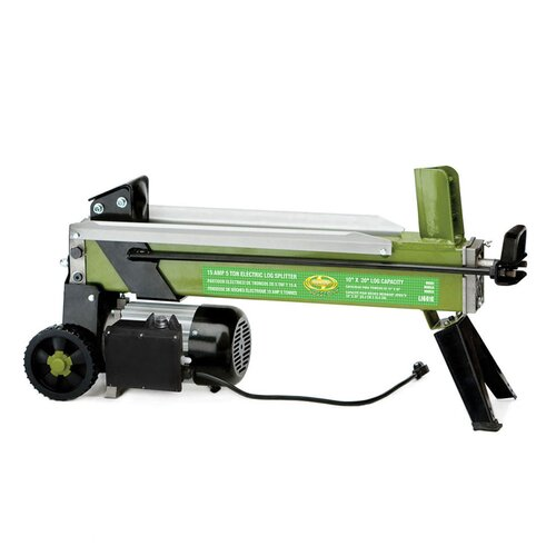 Sun Joe Logger Joe 5 Ton Electric Log Splitter