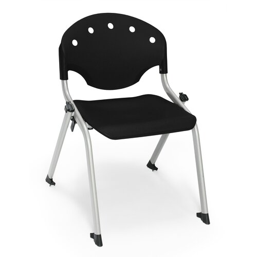 "OFM 17.5"" Rico Student Stack Chair"