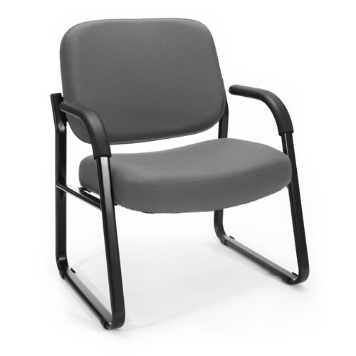 OFM Big and Tall Guest Arm Chair