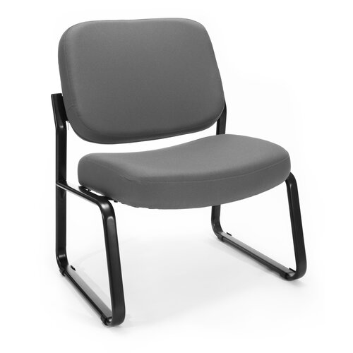OFM Big and Tall Armless Chair