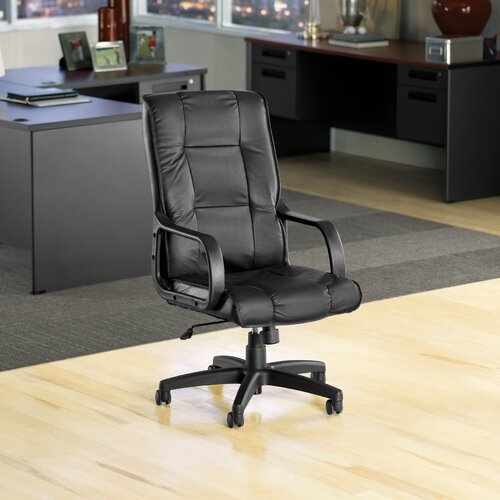OFM High-Back Leather Executive / Conference Chair with Arms