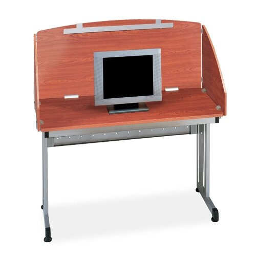 OFM Study Carrel Modular Computer/Privacy Table