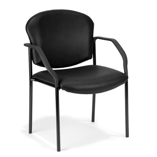 OFM Guest Reception Chair with 4 Legs