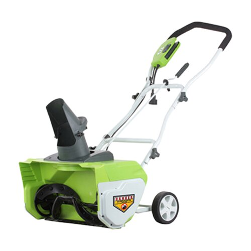 """GreenWorks Tools 20"""" Electric Snow Thrower"""
