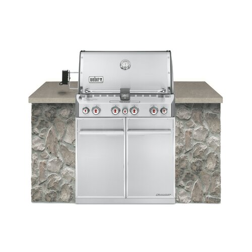 Weber Summit® S-460™ Natural Gas Grill