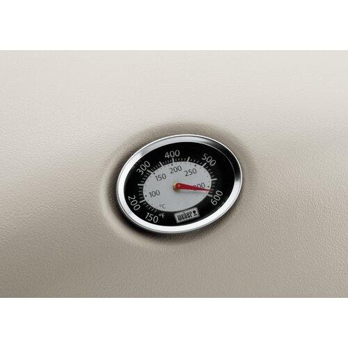 Weber Q 2200 LP Titanium Gas Grill