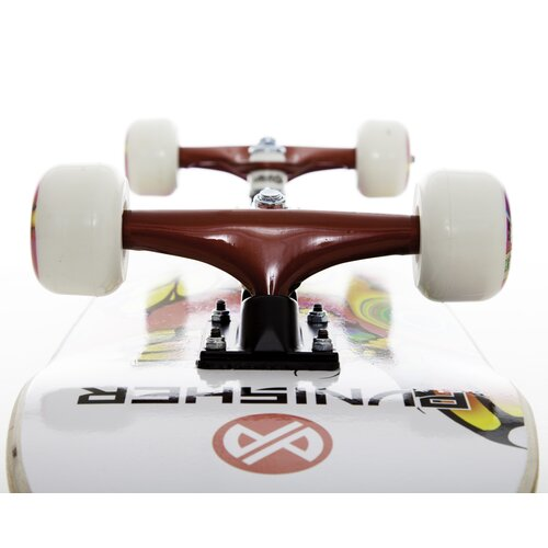 "Punisher Skateboards Butterfly Jive Complete 31"" Skateboard"