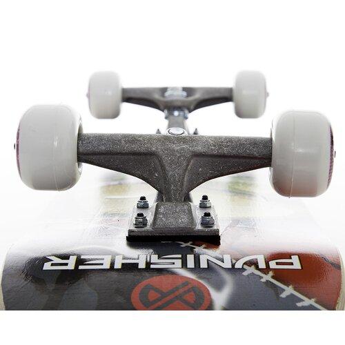 """Punisher Skateboards Punisher Frankenbear 31"""" Complete Skateboard"""
