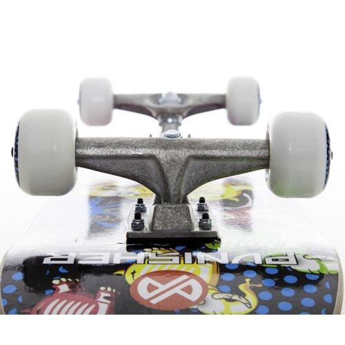 """Punisher Skateboards Elephantasm Complete 31"""" Skateboard"""