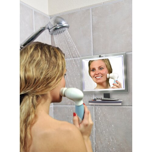 Toilet Tree Products Fogless Shower Mirror