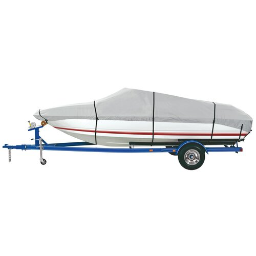 Heavy Duty Polyester Boat Cover