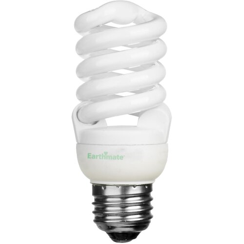 15W (2700K) Compact Fluorescent Light Bulb