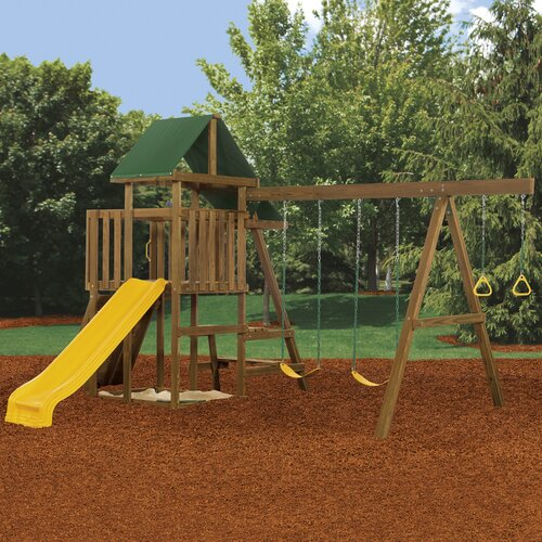 Rival Starter Swing Set