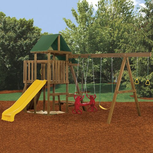 Rival Qualifier Swing Set