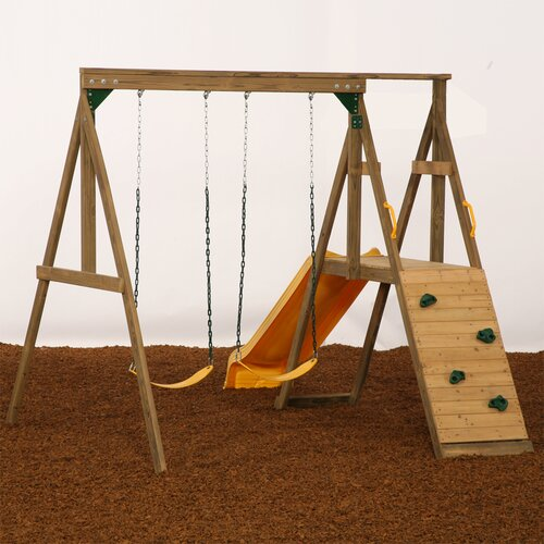 Playstar Inc. Sonoma Swing Set