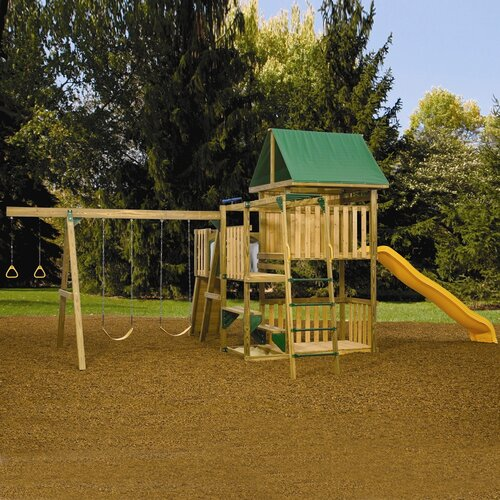 Playstar Inc. Great Escape Qualifier Swing Set