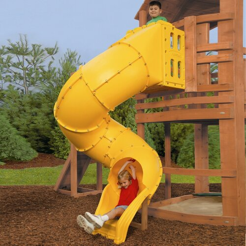 Playstar Inc. Spiral Tube Slide