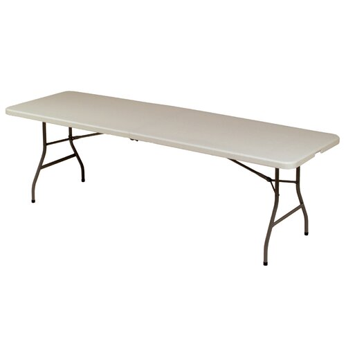 8' Utility Fold in Half Table